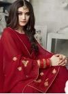 Faux Georgette Designer Traditional Saree - 1