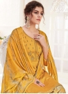 Designer Patiala Salwar Kameez For Casual - 1