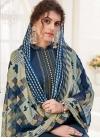 Digital Print Work Trendy Patiala Salwar Kameez - 1