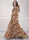 Pasmina Readymade Designer Gown - 1