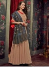 Cotton Readymade Classic Gown For Festival - 1