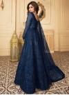 Shamita Shetty Net Floor Length Anarkali Salwar Suit - 2