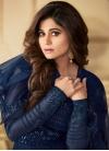 Shamita Shetty Net Floor Length Anarkali Salwar Suit - 1