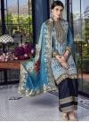 Designer Palazzo Salwar Kameez For Ceremonial - 2