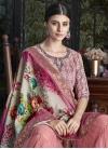 Embroidered Work Designer Salwar Kameez - 1