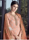 Art Silk Sharara Salwar Kameez - 1