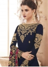 Faux Georgette Floor Length Anarkali Salwar Suit - 1