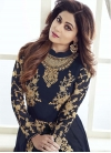 Shamita Shetty Pant Style Classic Salwar Suit For Ceremonial - 1