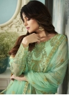 Shamita Shetty Net Designer Kameez Style Lehenga - 1