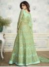 Shamita Shetty Net Designer Kameez Style Lehenga - 2