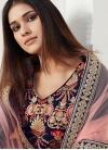 Embroidered Work Pant Style Salwar Kameez - 2