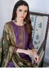 Cotton Silk Pant Style Pakistani Suit - 1