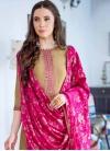 Pant Style Pakistani Salwar Kameez - 1