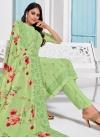 Chinon Pant Style Pakistani Salwar Kameez - 2