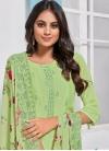 Chinon Pant Style Pakistani Salwar Kameez - 1