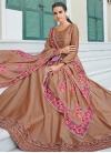 Satin Silk Readymade Salwar Suit - 2
