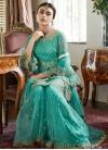 Net Sharara Salwar Suit - 2