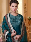 Cotton Satin Readymade Salwar Kameez - 1