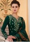 Embroidered Work Readymade Designer Salwar Suit - 1
