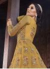 Art Silk Pant Style Designer Salwar Kameez For Festival - 2