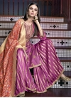 Beads Work Sharara Salwar Suit - 1