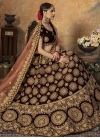 Embroidered Work Trendy Lehenga Choli - 1