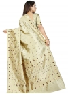 Cotton Silk Designer Contemporary Saree - 2
