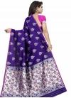 Thread Work Traditional Designer Saree - 2