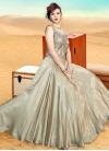 Net Readymade Classic Gown - 1