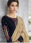 Palazzo Style Pakistani Salwar Kameez For Ceremonial - 2
