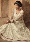 Embroidered Work Long Length Anarkali Salwar Suit - 1