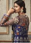 Net Long Length Anarkali Salwar Suit For Festival - 2