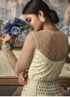 Net Long Length Anarkali Salwar Suit For Party - 2