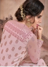 Net Floor Length Anarkali Salwar Suit - 2
