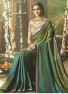 Embroidered Work Traditional Designer Saree - 1
