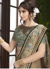 Art Silk Contemporary Style Saree - 1