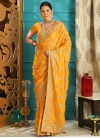 Silk Classic Saree For Bridal - 1
