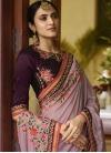 Contemporary Style Saree For Festival - 2