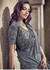 Lycra Trendy Designer Saree - 1