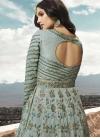 Silk Kameez Style Lehenga For Party - 2