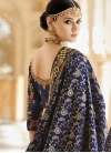 Banarasi Silk Embroidered Work A - Line Lehenga - 2