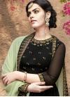 Faux Georgette Trendy Designer Salwar Kameez - 1