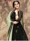Faux Georgette Trendy Designer Salwar Kameez - 2