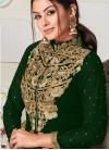 Booti Work Jacket Style Salwar Kameez - 2