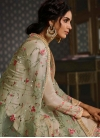 Pant Style Pakistani Salwar Suit For Festival - 1