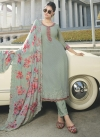 Embroidered Work Pant Style Pakistani Salwar Suit - 2