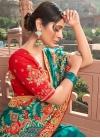 Satin Silk Trendy Classic Saree - 1