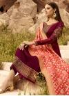 Pant Style Pakistani Salwar Kameez For Party - 2