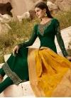 Pant Style Pakistani Salwar Suit For Festival - 2
