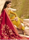 Pant Style Pakistani Salwar Kameez For Festival - 2